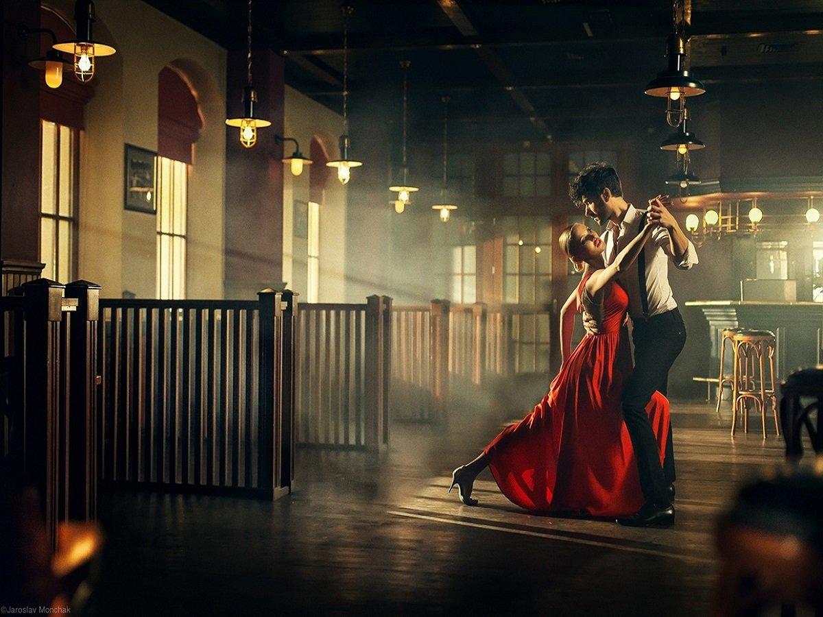 Крещение, картинки танго танец