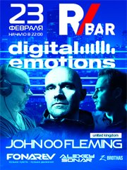 Digital Emotions JOHN FLEMING